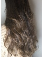 ヘアーサロン シュシュ(hair salon Chou Chou) natural_gradation_color