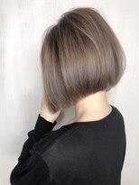 ソース ヘア アトリエ 京橋(Source hair atelier)【SOURCE】バレイヤージュボブ