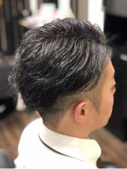 ヘアーリメイクラウム(HAIR REMAKE RAUM)の写真/その人本来の髪のくせや固さを活かし、自分でも再現できるスタイルを!