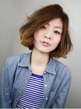 ハラカラ(harakara)の写真/低価格!確かな技術でキレイをGet☆そろそろ髪もシーズンチェンジしてみませんか?お仕事帰りにもどうぞ!