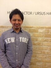 アーサス ヘアー デザイン 北千住店(Ursus hair Design by HEAD LIGHT) MOTOKI YUJI