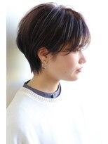 ケーオーエス(KOS beauty hair, nail & eyelash)ハンサムショート 【 KOS 】