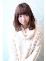 ミニヨン バイ ハピネス 高の原店(mignon by Happiness)Happiness清水美樹×小顔ワンカールロブ