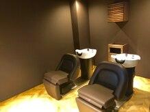 コソラ(KOSORA)の雰囲気(シャンプー台専用の個室空間になっており癒しを提供します。)