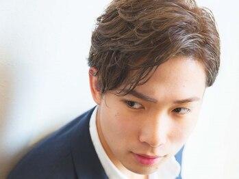 アイディーオージャパン(i.d.o japan)の写真/【メンズ専用ブースあり】初めての方も周りを気にしないで過ごせるのが◎ON/OFFしっかりきまるヘアをご提案