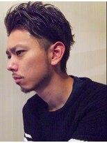 【ホロホロHair】王道メンズツーブロック