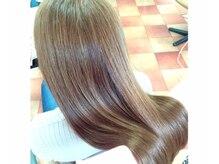 ヘアメイク フィリックス 板宿店(HAIR MAKE FELIX)の雰囲気(驚きのツヤ感、発色!!イルミナカラー★)