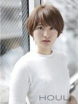 ウル(HOULe)【HOULe】モテ・愛され小顔ショート☆前田賢太☆