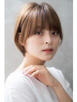 リル ヘアーデザイン(Rire hair design)【Rire-リル銀座-】王道マッシュボブ☆