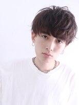アルバム シンジュク(ALBUM SHINJUKU)ワイルドアップバングサイドパートショート_4001