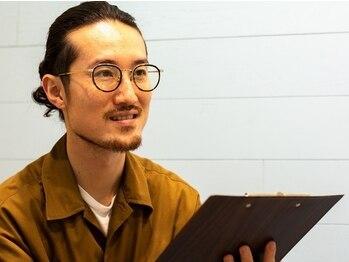 トイロ(toiro)の写真/骨格補正カットで頭の形や顔立ちにフィットしたヘアスタイルをご提案。自分に似合う髪型がわからない方に。
