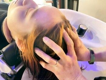 アジトヘア(AZITO HAIR)の写真/【寝落ち覚悟★凄腕スパニスト若杉】個室で人目を気にせず過ごせる、至福のひと時をお過ごし下さい♪