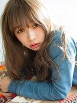 ホットリップ(Hot Lip)Hot Lip☆ナチュラルウェーブ 透明感ロングカラー