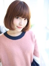 アグ ヘアー ダイアリー 辻堂店(Agu hair diary by alice)360°美フォルム☆人気ボブ