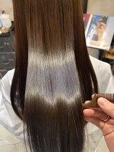 ヴァーチューセカンド(VIRTUE 2ND)髪質改善、酸熱トリートメント