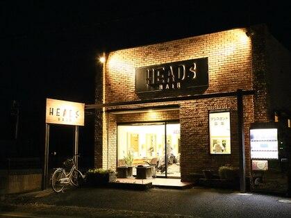 ヘッズヘアー(HEADS hair)の写真