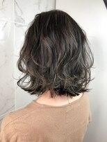 アヴァンスクロス あべのルシアス店(AVANCE.CROSS)3Dカラー×モテ髪パーマ