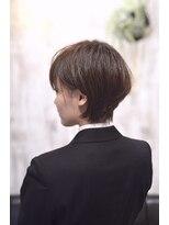 【Lino 林】#大人かわいスーツに似合うショート #吉祥寺