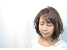 モアナ一番人気メニュー、ケアトリコトリートメントカラーで今までにない艶髪へ☆