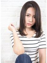 ヘアーブランド リンク 三宮店(HAIR BRAND Link)【Link】スモーキーベージュ