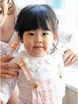 ルクステラスヘアサロン(Luxe Terrace hair salon)の写真/【キッズスペースあり☆】お子様連れのママさんに朗報!Luxe Terraceなら親子で一緒に通えます♪