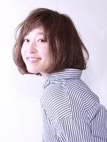 ブラン(Blanc)【Blanc hair】万能ワンカールボブ