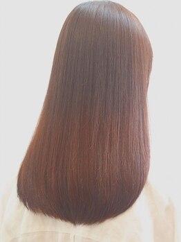 ルアーチェ 川口(LUACE)の写真/髪質改善メニュー・クーポン有り◎日々積み重なる髪の毛の傷みを改善し、艶髪に導きます!【川口駅1分】