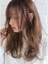 キース ヘアアンドメイク(kith. hair&make)kith.本田×とろみ 大人かわいい 小顔