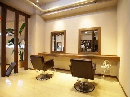 ヘアサロン ソラ(hair salon SOLA)の写真