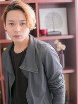 *+COVER HAIR+*…個性派ミディアム☆ハイトーンa
