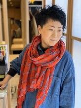 ヘアサロンアンドヘアメイクディー(hair salon hair make D)土田 晴美