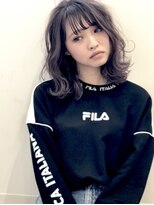 スティル(STILL un label)【STILL un label】シフォンベージュグラデーション