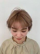 オフヘアショップ(OFF HAIRSHOP)OFF/ash beige