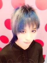 キャンディーシロップ(Candy syrup)AKIRA BLUE SILVER!