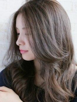 フィット(fit)の写真/【カット+白髪染め+Tr ¥6500】通いやすい価格設定で毎月オシャレを楽しめる♪ワンランク上の理想の髪色へ―