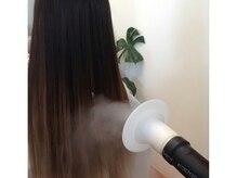 イッツヘアー(IT'S HAIR)の雰囲気(限定サロンでしか体験できないプルームシステムを導入!)