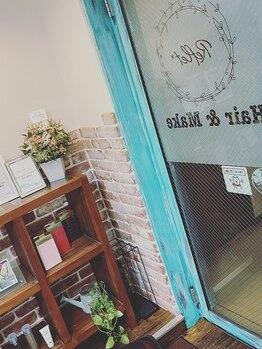 ルフレ(Reflet)の写真/≪口コミ高評価◎≫居心地の良い店内で実力派Stylistがなかなか伝わりづらい絶妙な「なりたい」を叶えます!