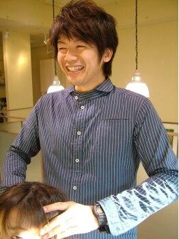 フジ(Fu ji)の写真/向洋駅前■「安い」「スタイリングしやすい」と定評あり!満足度大のパーマ+カット6500円(sb込)!!
