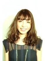 アロ (Alo hairdesign)大人ガーリーパーマ