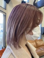 コレットヘア(Colette hair)◎桜ピンクカラー◎