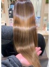 ダメージによるクセ毛の仕組み