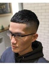 メンズヘアーサロン シンジョウ(Men's hair salon Shinjo)【Men's】クロップスタイル