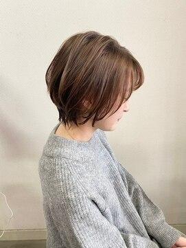 ヘアハウス ルアナ(Hair House Luana by NYNY)ゆったりショート