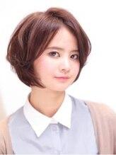 ハッチ ヘアーファクトリー ふじみ野店(hacchi Hair Factory)8【hacchi】ふじみ野♪フォルムと、浮遊感でトレンドカー