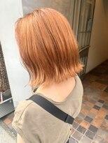 ヴィフクローネ(vifkrone)オレンジカラー 【藤井】