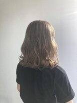 ヘアメイク オブジェ(hair make objet)スペシャルベージュ