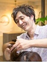 ヘアーマヒナ(Hair mahina)杉田 貴之