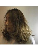 ヘアアンドスパ ケー(Hair&spa K)エアリーカール