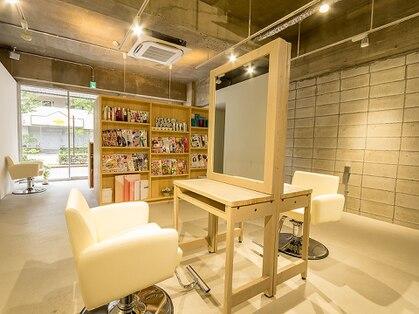ヘア クリエイト オフィス ワンツーファイブ(Hair Create Office 125)の写真