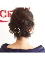 ヘアーサロン シェール(hair salon Cher)ボブアレンジ